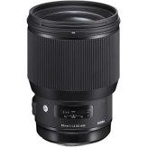 Objetivo 85 mm  Sigma f/1,4  DG HSM Art para Nikon