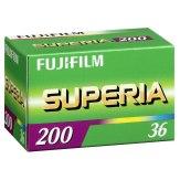 Película Fujifilm Superia 200