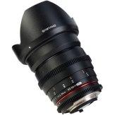 Samyang 24mm T1.5 ED AS IF UMC VDSLR Lens Canon
