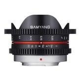 Samyang 7.5mm T3.5 VDSLR Fish-Eye Lens Micro 4/3