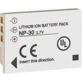 Batería de Litio Fujifilm NP-30 Compatible