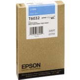 Cartucho de tinta Epson T6032 UltraChrome K3 Cían