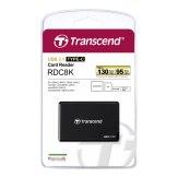 Lector de tarjetas Transcend TS-RDC8K  Tipo C USB 3.1