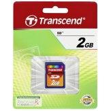 Transcend 2GB SD Memory Card
