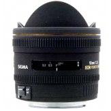 Objetivo Sigma EX 10mm f2,8 fisheye DC HSM AFD Nikon