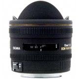 Objetivo Sigma EX 10mm f2,8 fisheye DC HSM AF Sigma
