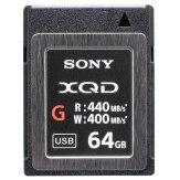 Memoria Sony XQD G 64GB