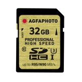 Memoria SDHC AgfaPhoto 32GB Profesional High Speed UHS-I