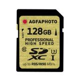 Memoria SDXC AgfaPhoto 128GB Profesional High Speed UHS I