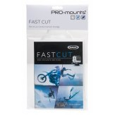 Edición de vídeo PRO-mounts Fast Cut para GoPro