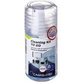 Kit de limpieza de viaje/oficina Camgloss