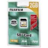 SD / SDHC / SDXC  Fujifilm  5 MB/s