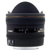 Objetivo Sigma EX 10mm f2,8 fisheye DC HSM AF Pentax