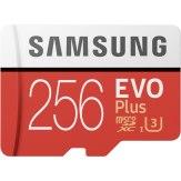 Samsung Memoria microSDXC EVO+ 256GB