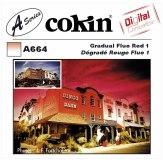 Filtro Cokin Serie A Degradado Rojo Fluo 1 A664