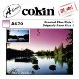 Filtro Cokin Serie A Degradado Rosa Fluo 1 A670