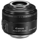 Objetivo Canon 35mm f/2.8 EF-S  IS Macro STM
