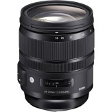 Objetivo Sigma 24-70mm f/2.8 DG OS HSM Art Canon EOS