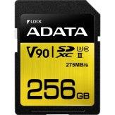 ADATA Memoria SDXC 256GB U3 Clase 10