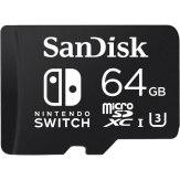 SanDisk 64GB 100MB/s MicroSDXC Memory Card