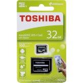 Toshiba Memoria microSDHC 32GB Clase 10