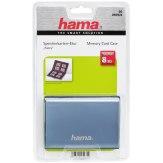Estuche para tarjetas SD Hama Fancy Azul