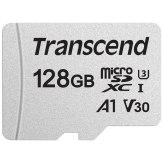 Transcend Memoria microSDXC 128GB 300S