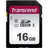 Transcend Memoria SDHC 16GB 300S