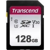 Transcend Memoria SDXC 128GB 300S