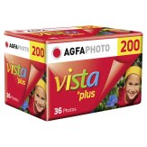 Película AgfaPhoto Vista plus 200