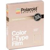 Película Polaroid Color Rosa y Oro