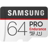 Samsung Memoria microSDHC Pro Endurance 64GB