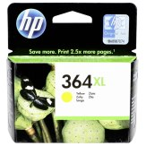 HP CB 325 EE ink cartridge yellow No. 364 XL