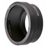 Adaptador Réflex Novoflex Canon EF - Sony E