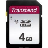 Transcend Memoria SDHC 4GB 300S UHS-I