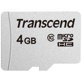 Transcend microSDHC 300S 4GB 95MB/s