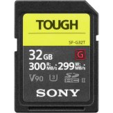 Sony SDHC Tarjeta Pro Tough 32GB 300MB/s