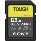 Sony SDXC Pro Tough 128GB 300MB/s