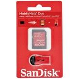 Lector de Tarjetas de Memoria MobileMate Duo SanDisk SDDRK-121-B35