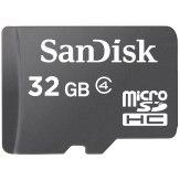 Memoria Sandisk MicroSDHC 32GB