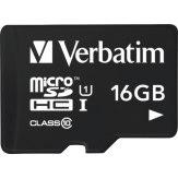Memoria microSDHC Verbatim 16GB UHS-I