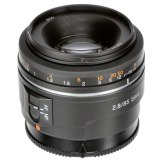 Objetivo Sony F 85mm f2,8 SAM