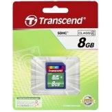 Memoria SDHC Transcend 8GB Class 4