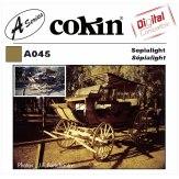 Filtro Cokin Serie A Sepia Light A045