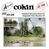 Filtro Cokin Serie A Degradado Gris Neutro G1 A120