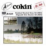 Filtro Cokin Serie A Degradado Gris Neutro G2 (ND8) A121