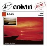 Filtro Cokin Serie A Rojo A003