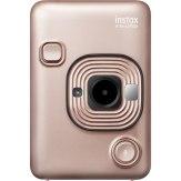 Fujifilm instax mini LiPlay Oro rosado