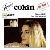 Filtro Cokin Serie A Tono Cálido (81B) A027