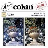 Filtro Cokin Serie A Tono Cálido (81C) A028
